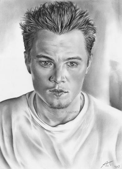 Leonardo DiCaprio por Anne1982